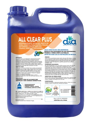 ALL CLEAR PLUS