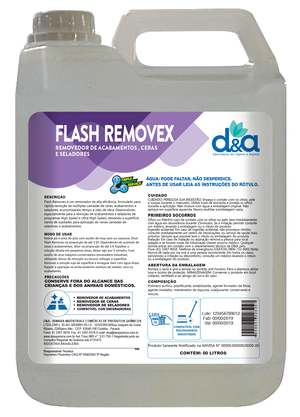 FLASH REMOVEX