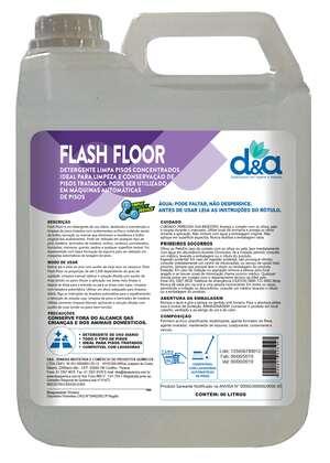 FLASH FLOOR