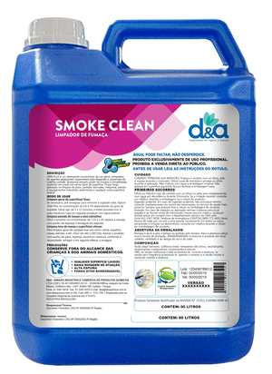 SMOKE CLEAN