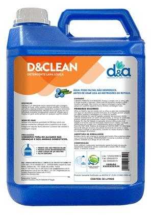D&CLEAN ORIGINAL